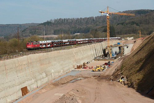 DB 140 368 Hain im Spessart 10.04.2015