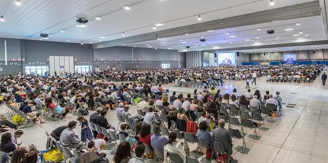 Noicattaro. testimoni di Geova intero