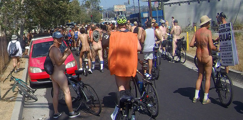 L.A. World Naked Bike Ride 2018 (154238)