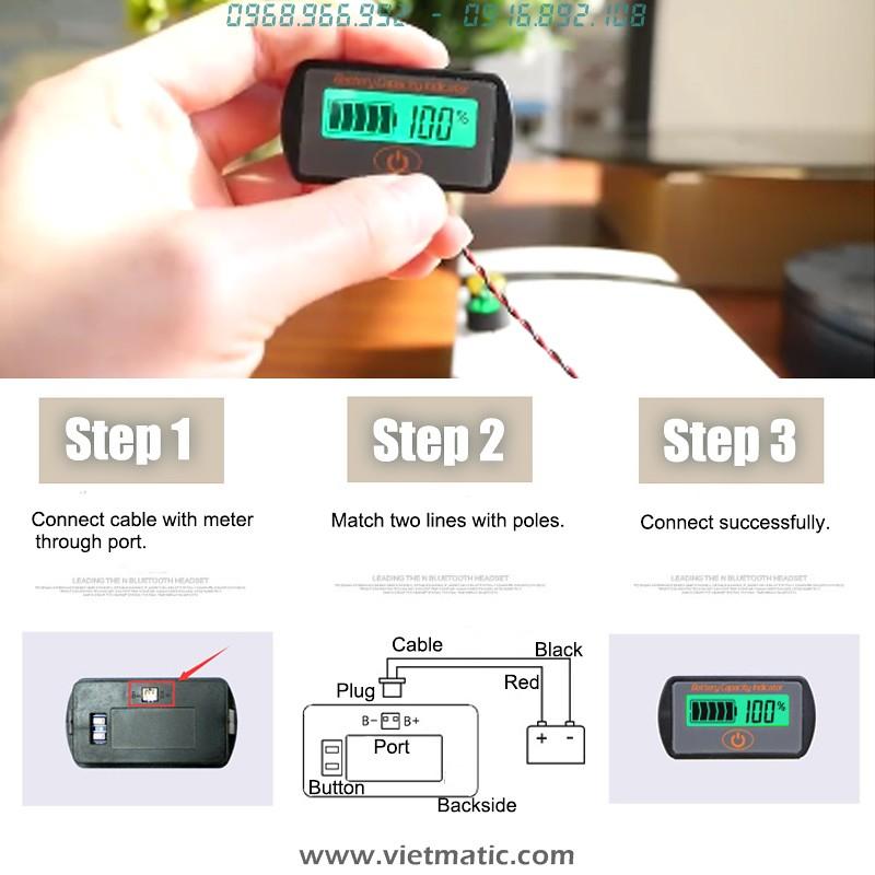 Lắp đặt dễ dàng, cắm điện là chạy