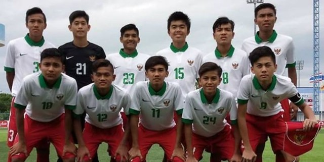 Ernando Ari: Sangat Bangga Indonesia MenjuaraiPiala AFF U-16 2018
