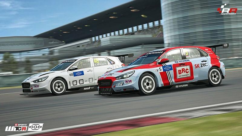 RaceRoom Hyundai i30 N TCR 1