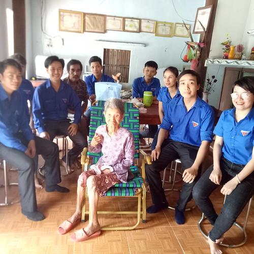 Tuổi trẻ Tam Đại huyện phú ninh