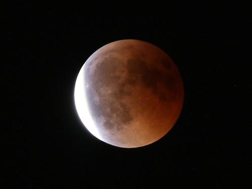 Eclipse Lunar de 2018