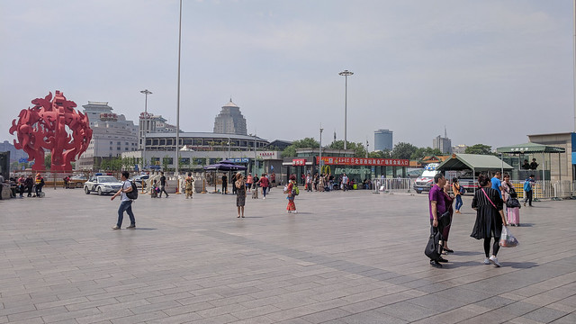 북경 서역 Beijing West Station