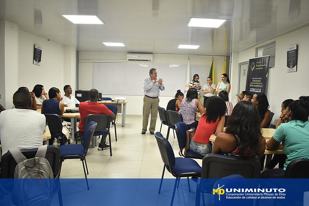 Inducción Estudiantes Buenaventura 2018-2