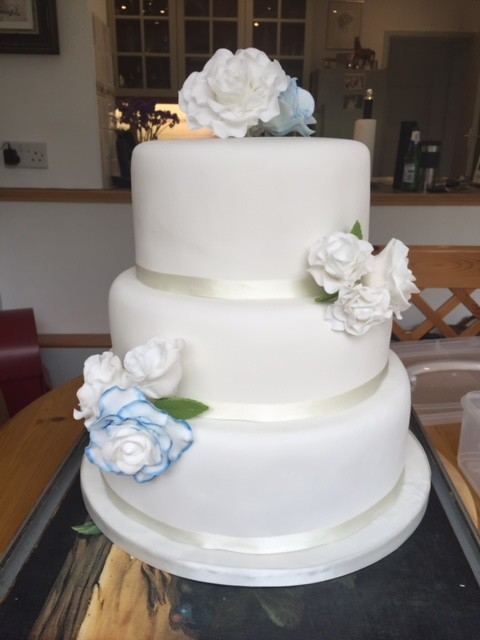 Cake by Jemma Brown of Jemilicious Cakes