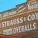 Levi Strauss & Co's Overalls by Happyshooter / Joe M