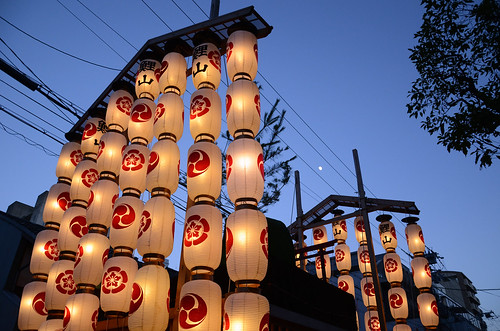 祇園祭・鯉山