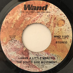 THE SOUTH SIDE MOVEMENT:I' BEEN WATCHIN' YOU(LABEL SIDE-B)