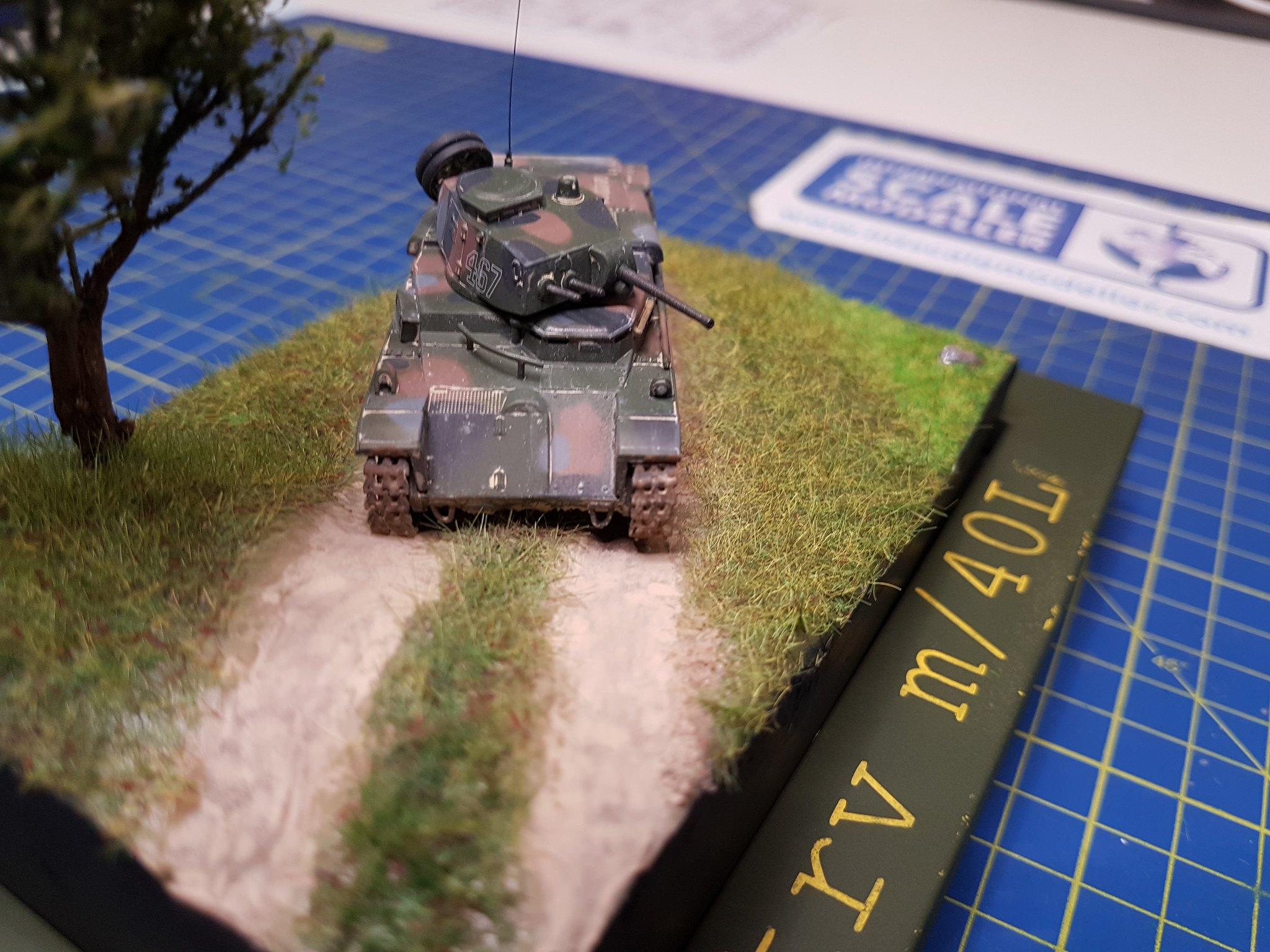 IBG Models 1/72 Stridsvagn m/40L Swedish Light Tank - Sida 3 29781054628_13c8429074_k