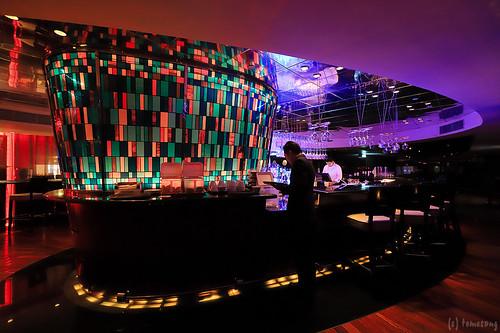 ToTT's rooftop terrace bar