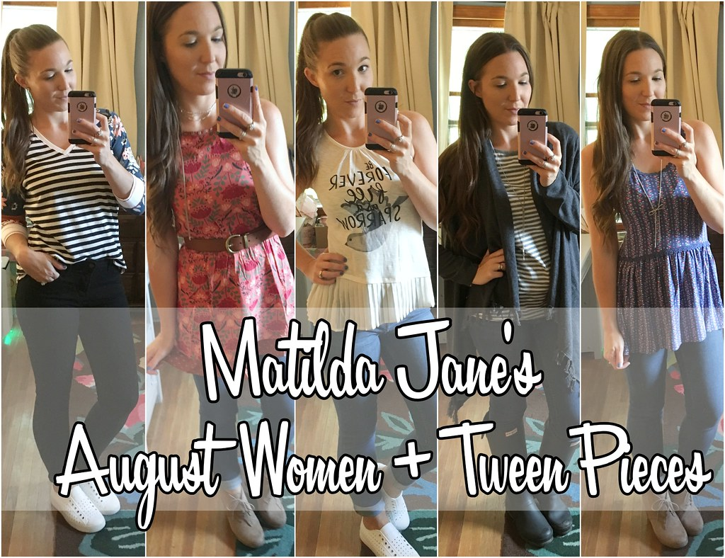 Matilda Jane's August release of Choose Your Own Path is now available!