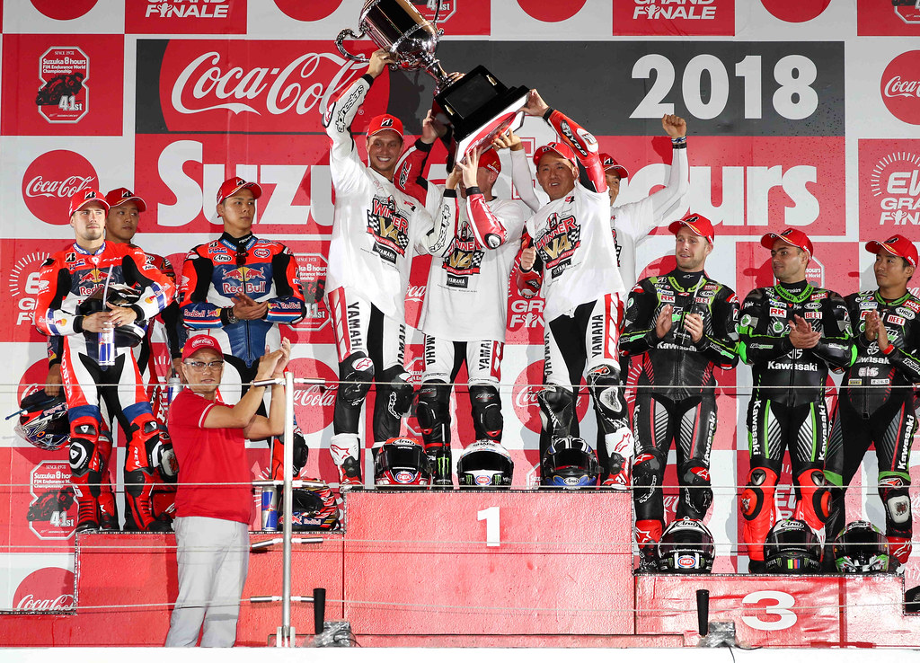 8,Hours,Suzuka,2018,Podium,Race