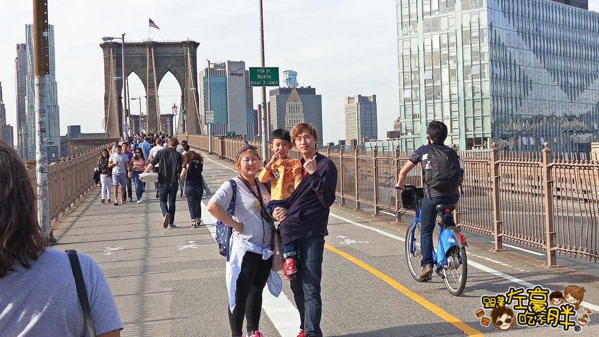 美國紐約-布魯克林大橋-47