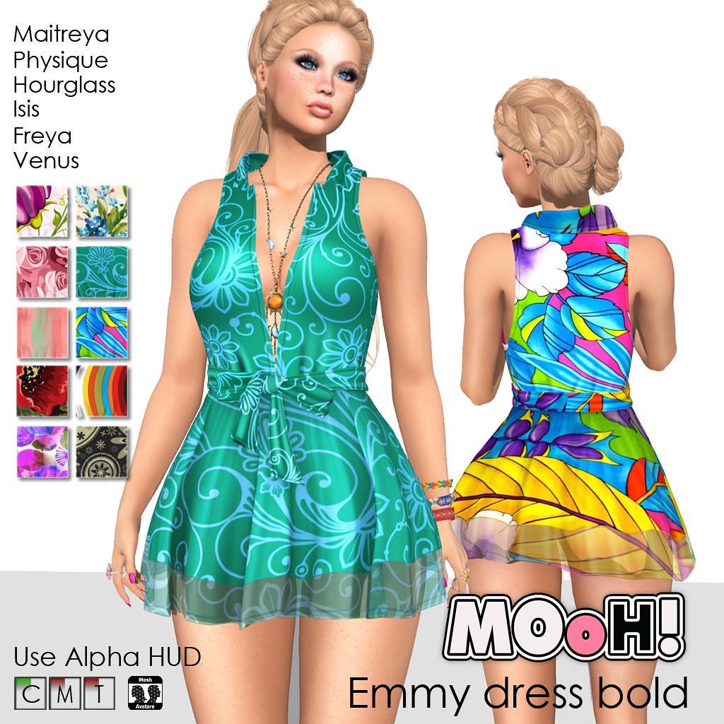 Emmy dress bold - TeleportHub.com Live!