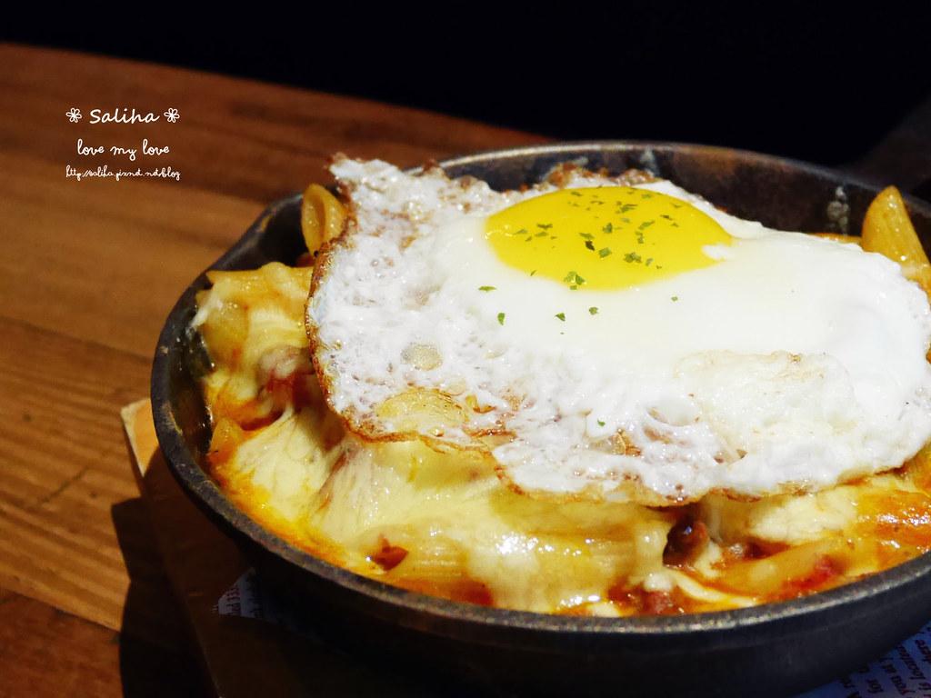 台北松山小巨蛋站quote333餐廳假日早午餐松露薯條吃到飽 (2)