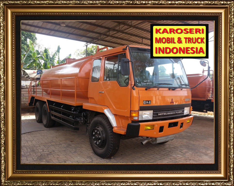 Karoseri Mobil & Truck Tangki