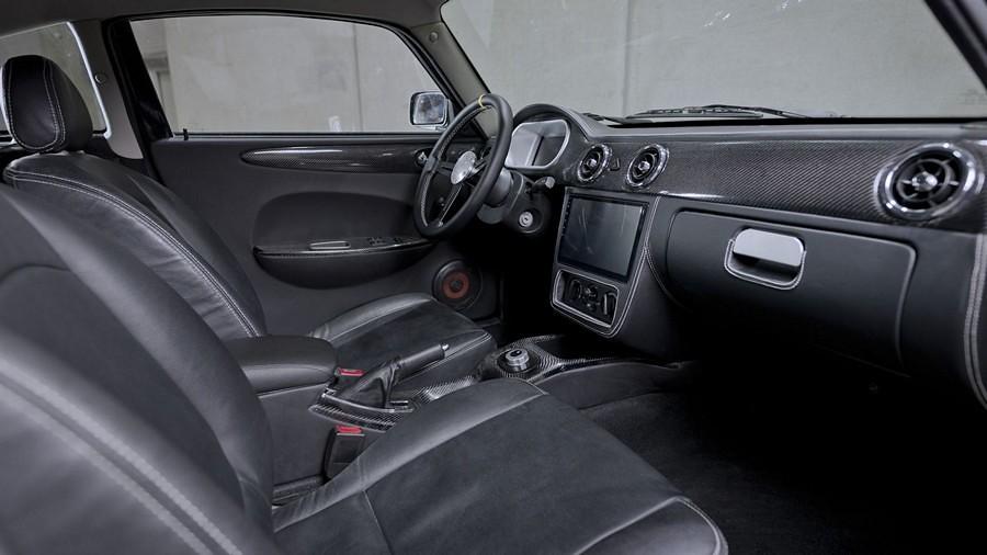 MW Motors Luka EV 3