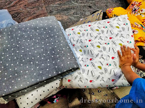 Cotton fabric in Chennai