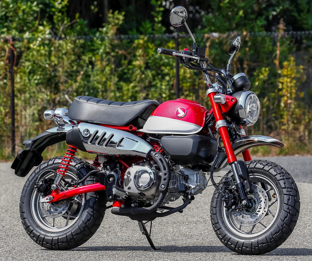 Honda Monkey 125 2018 - 7