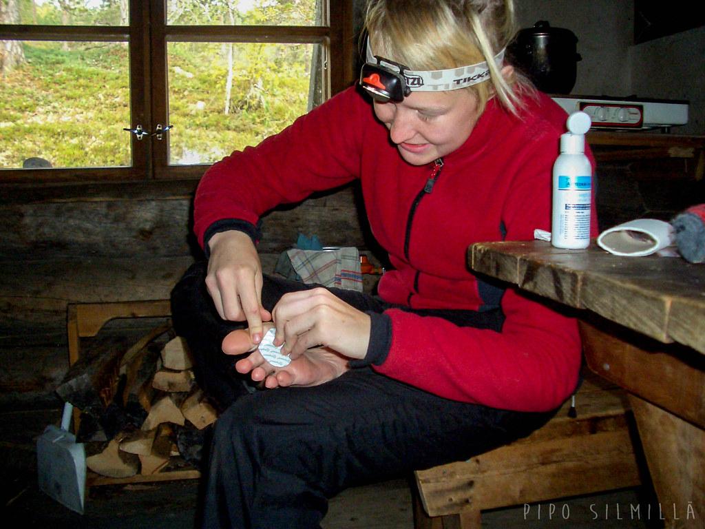 UKK-vaellus 2007