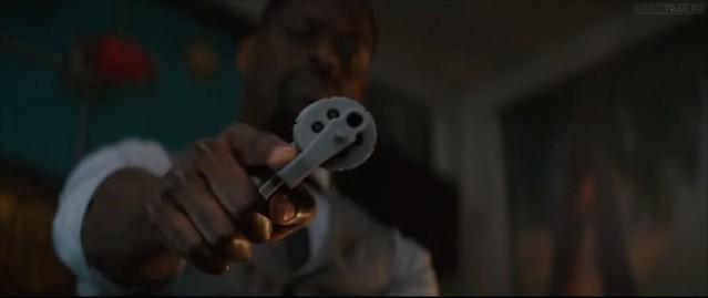 Hotel Artemis - 3D Printed Gun