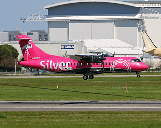 F-WKVG ATR42 Silver Airways