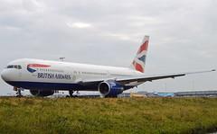 British Airways G-BZHA Boeing 767-336ER cn/29230-702 @ Taxiway Q EHAM