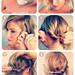 Wedding Hairstyles : Pretty Braided Crown Hairstyle Tutorials and Ideas / www.himisspuff.co... by List_Fender