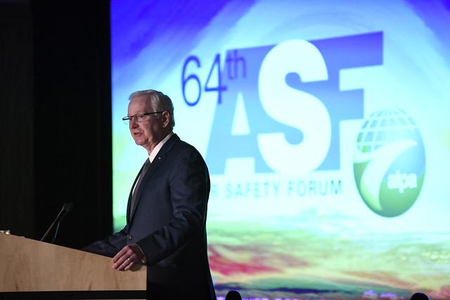 Air Safety Forum 2018