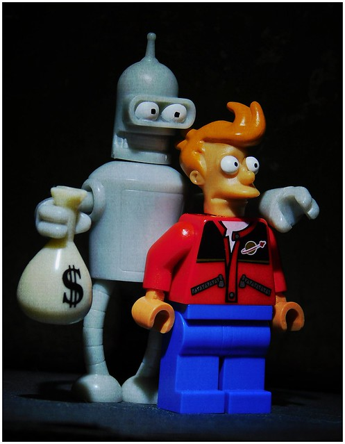 The Futurama is NOW!