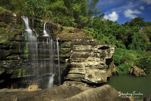 pantihanfalls balayuganfalls maragondon waterfall falls cavite calabarzon philippines landscape river water waterscape gorge rock outdoor