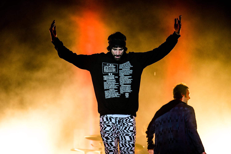 Kasabian @ Lokerse Feesten 2018 (Jan Van den Bulck)