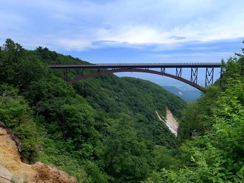 Fudosawa Bridge 不動沢橋