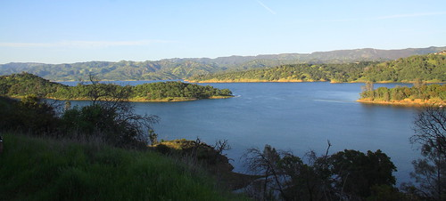 Lake Barryessa. Napa Valley. California. April/2018
