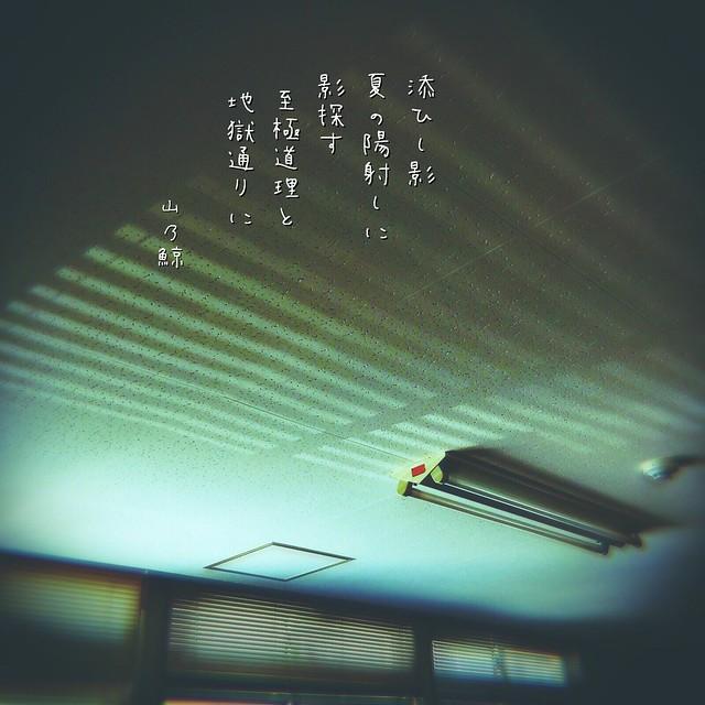 Photo:添ひし影 夏の陽射しに 影探す 至極道理と 地獄通りに[山乃鯨] #tanka #phototanka #poetry #micropoetry #フォト短歌 #Japanese #写真短歌 #fxcamera #jtanka #mpy #poem #短歌 #shortpoem #phonto #5lines# #autismacceptance #autismspectrum #別れ #恋愛 #恋歌 #夏 #叶わぬ恋 By Atsushi Boulder