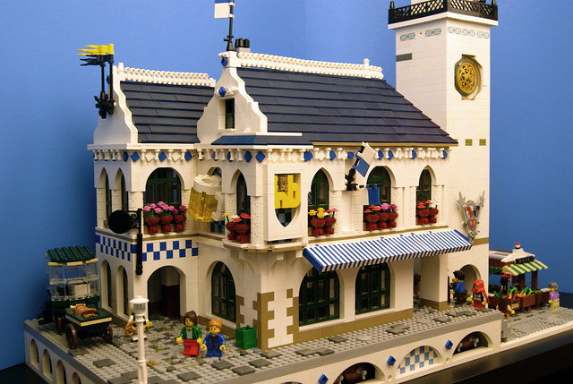 Lego Bavarian Beer Hall
