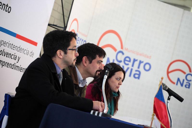 Firma de Convenio de cooperación con la Superintendencia de Insolvencia y Reemprendimiento