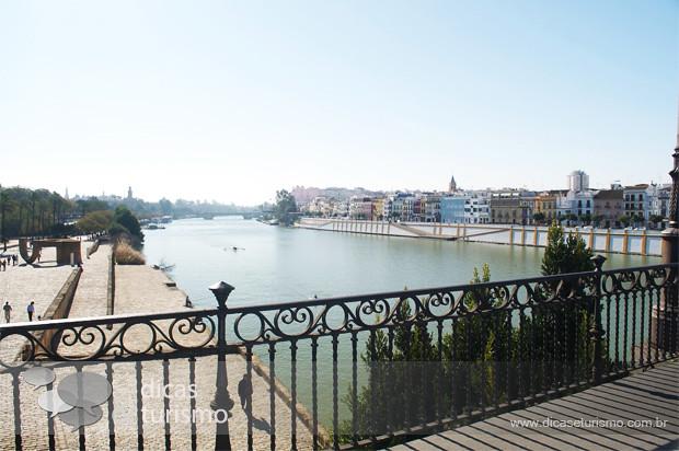 Sevilha Rio Guadalquivir