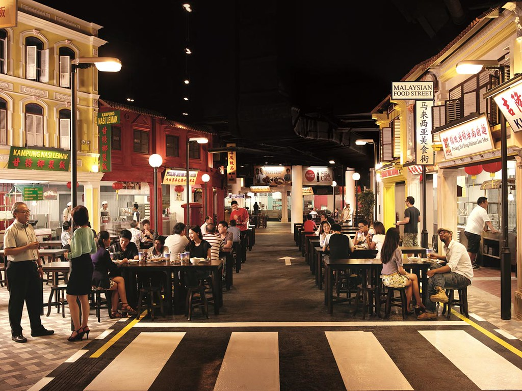 Malaysian-Food-Street---Interior