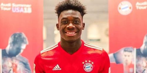 Davies mengungkapkan mengapa dia pindah ke Bayern