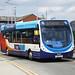 Stagecoach in Sheffield 39105 (SN18 XWS)