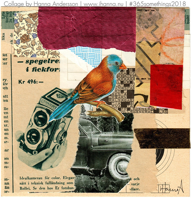 Song of the Past that will not Last - Collage no 199 by iHanna