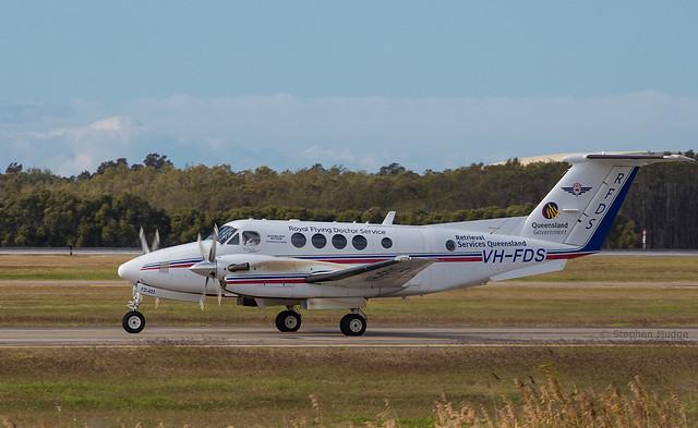 RFDS Beechcraft King Air B200