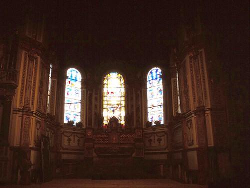 Lampaul-Guimiliau Church