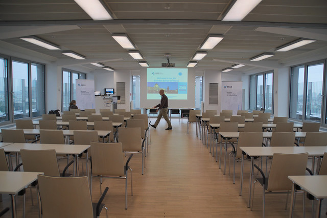 Europen Summer School for Scientometrics 2018