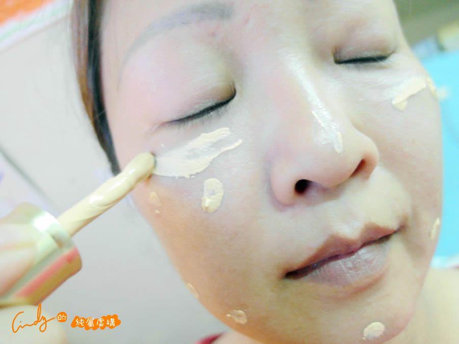 Miss Hana 光澤/裸霧超遮保濕粉底液