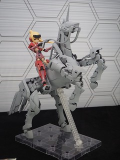 [Wonder Festival Summer 2018] KOTOBUKIYA New model prototype!