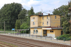 Sowczyce train station